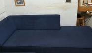 ניקוי ספת בד כחולה בגן יבנה