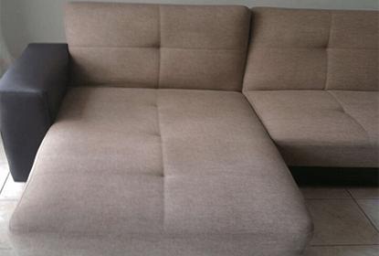 ניקוי ספת בד בחדרה
