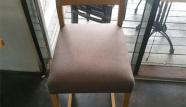 ריפודי כיסאות לאחר ניקוי