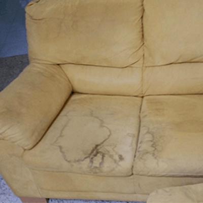 ניקיון ספה מוכתמת