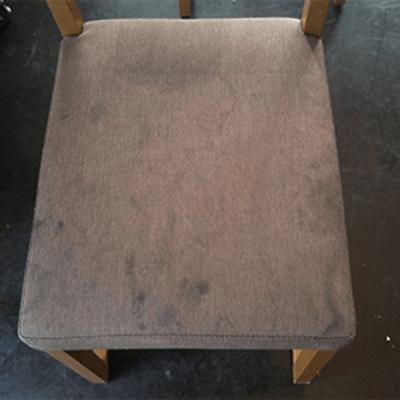 ריפודי כיסאות לפני ניקיון